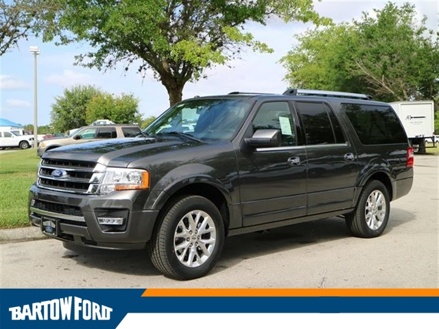 new 2017 ford expedition el limited 4d sport utility in bartow u4506 bartow ford. Black Bedroom Furniture Sets. Home Design Ideas